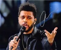 The Weeknd Autographed Signed 8x10 Photo REPRINT