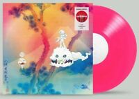 Kids See Ghosts Kanye West Limited Exclusive Translucent Pink Colored Vinyl LP