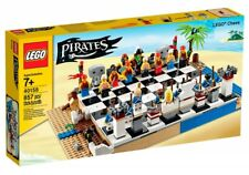 BRAND NEW & SEALED LEGO PIRATES CHESS SET (40158) RETIRED SET