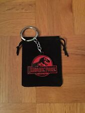 Jurassic Park Keychain with pouch Brand new