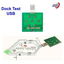 tristal test Dock Flex Test Tool Charging For i-Phone 5 6 7 6s 6sP 8 8P U2 IC