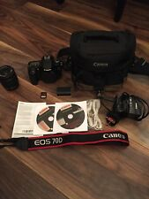 Canon EOS 70D Digital SLR Camera 18-55mm STM Lens & 64GB Memory Card & Canon Bag