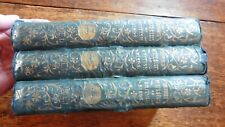 MORRIS - NESTS & EGGS OF BRITISH BIRDS 1865 WITH 225 HAND COLOURED PLATES OOLOGY