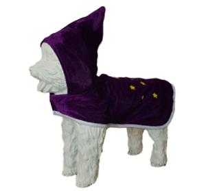 Halloween Dog Costume - Wizard