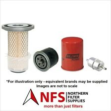 Kubota G1700 HST Filter Service Kit (Oil,Hydrostatic Spin On,In-Line Fuel,Air)