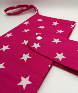 Handmade Nappy Wallet