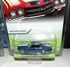 GREENLIGHT TRADE SHOW EXCLUSIVE 1970 CHEVY CHEVELLE SS - LIMITED EDITION