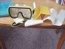 New listing Dacor Mini Vista Scuba Diving Mask Professional Goggles #5051-03