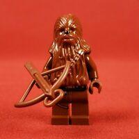 Genuine Lego 10236 Star Wars Chewbacca Minifigure