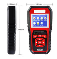 OBDII Scan Tool Check Engine Auto Car Code Reader EOBD Diagnostic Scanners Top