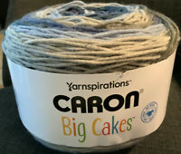 NEW! Caron BIG  Cakes Yarn, Nightberry, 10.5oz 603 Yards, #4 Weight