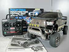 Tamiya RC 1/10 Toyota Tundra High Lift + MFC-02 light sound unit + Futaba Remote