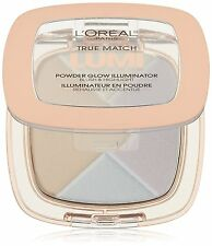 L'Oreal Paris True Match Lumi Powder Glow Illuminator, #C302 Ice, .31 oz
