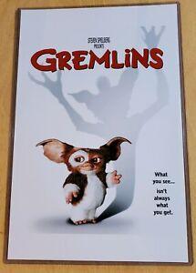 Gremlins 11X17 Movie Poster Gizmo Version