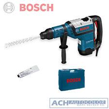 BOSCH SDS Max Martillo Perforador Azul GBH 8-45 D Taladro Percusión en maleta