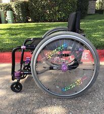 Quickie TNT Sport Wheelchair 18 X 17