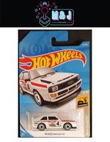 Hot Wheels '84 Audi Sport Quattro 7/10 No 43/250 Sealed  (Aussie Seller)