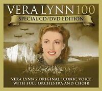 Vera Lynn 100 CD & DVD All Regions NTSC NEW