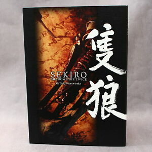 Sekiro: Shadows Die Twice - Official Artworks - GAME ART BOOK NEW
