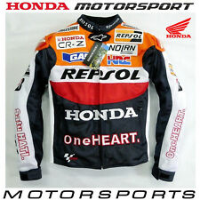 Honda Motorcycle Jacket,Honda Repsol Jacket,Honda Jacket,Mens Motorcycle Jackets
