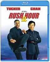Rush Hour 2 Blu-ray Region Free from Japan New