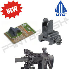 UTG MNT-751L Tactical Quick Detachable Low Profile Flip-Up Front Sight Tower