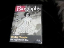 Shirley Temple  the biggest little star.( Sealed ) only one DVD