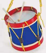Drum Major Drum Band Toy Soldier Fancy Dress Halloween Adult Costume Accessory