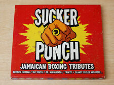 Sucker Punch Jamaican Boxing Tribute/2004 CD Album/Bacca/Big Youth/Charlie Ace
