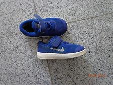Nike Sneakers für Jungen; Gr: 22; Blau
