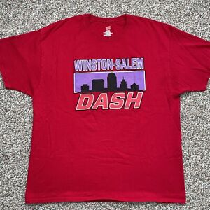 Winston-Salem Dash Minor League Baseball Chicago White Sox Affiliate t-shirt XL