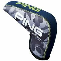PING Putter cover camouflage Navy golf from Japan