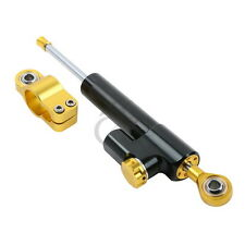 Black Steering Stabilizer Damper for Honda CBR 600 F4i F3 F4 900 929 954 RR 1000