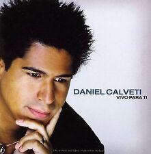 Calveti, Daniel : Vivo Para Ti CD