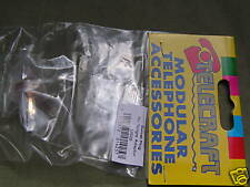 Telephone Lead 'No Tangle' Handset Adapter OM275