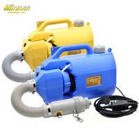 5L Electric Portable Disinfection ULV Cold Fogger Sprayer Machine 220V / 110V