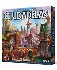 Ciudadelas - juego de mesa (Edge Entertainment Eewrci01)