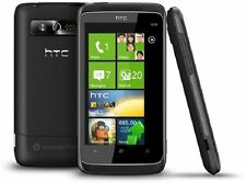 HTC 7 Trophy Black Unlocked Smartphone Fully Working Grade A Windows Phone