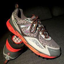 NEW BALANCE 910 V1 GTX TRAIL RUNNING womens 10.5 42.5 EUR $140 Grey Coral Black