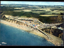 PLENEUF / VAL-ANDRE (22) VILLAS & CAMPING en vue aérienne en 1973