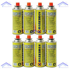 BUTANE GAS BOTTLES CANISTERS FOR STOVES COOKER GRILL HEATERS - WEED BURNER