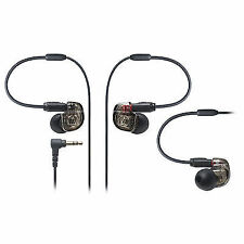 100 Genuine Audio-Technica Ath-im01 Single Balanced Armature In-ear Headphones