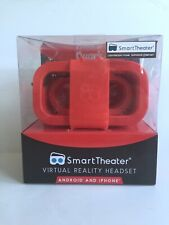 NIB Smart Theater Virtual Reality Headset - Quark Series - Android or iPhone