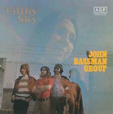 JOHN BASSMAN GROUP: Filthy sky; Missing Vinyl LP MV019; from The Netherlands