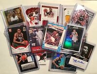 NBA Basketball Hot Packs 20 Cards, Guaranteed Hit, Auto, Patch, Rookie RC, Stars