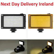 XT- 96 LED Video Light for Camera DV Camcorder Canon Nikon Sony Minolta