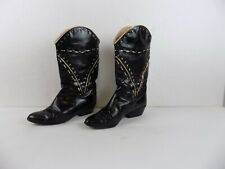 VERO CUOIO - PAIR OF VERO CUOIO BOOTS - MADE IN ITALY - MICHAEL MANGO - SIZE 8