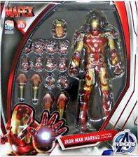 Medicom Mafex No.13: Iron Man Mark 43 Avengers Initiative