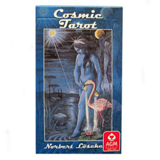 Cosmic Tarot NEW Sealed 78 Color Card Deck Multiple eras imagery