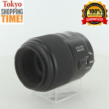 Sony 100mm F/2.8 Macro A-Mount Lens from Japan